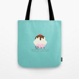 Sweet Cupcake Nothings Vanilla Bean Tote Bag