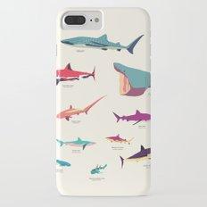 Sharks Slim Case iPhone 7 Plus