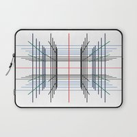 3d Laptop Sleeves featuring 3D by Jerry Watkins