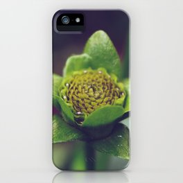 Plant life iPhone Case