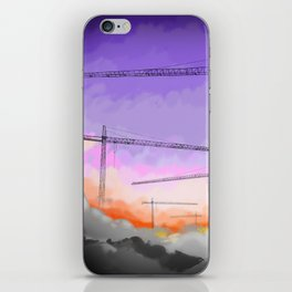StrangeSky iPhone Skin