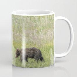 Young Brown Bear Cub, No. 2 Coffee Mug
