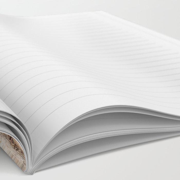 Wood Notebook