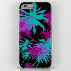 California Palm Trees at Night  Slim Case iPhone 6s Plus