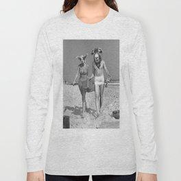 Sheeple ppl Long Sleeve T-shirt