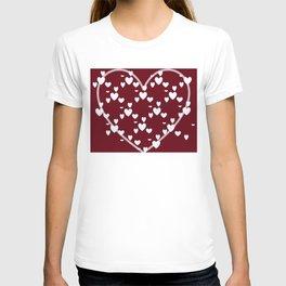 Bursting with Love T-shirt