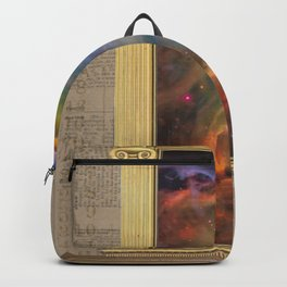 Godspeed Stephen Hawking Backpack