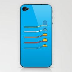Simpsodyne iPhone & iPod Skin
