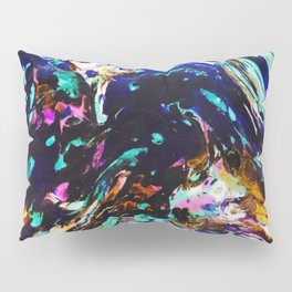 Deep Sea Current Pillow Sham