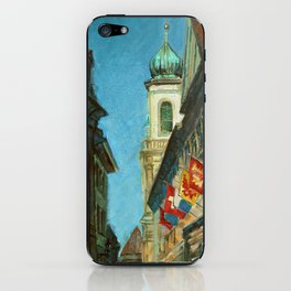 Lucerne Tower iPhone Skin