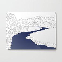 Most dangerous river Metal Print