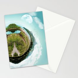 Nano Isle Stationery Cards
