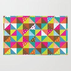 Crazy Squares Rug