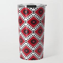 Bulgarian Folklore Inspired Design - KANATITSA Travel Mug