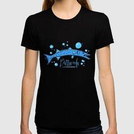 Big Blue Barracuda T-shirt