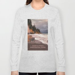 Juan de Fuca Provincial Park Long Sleeve T-shirt