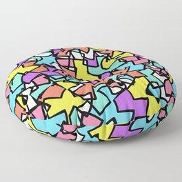 puzzling Floor Pillow