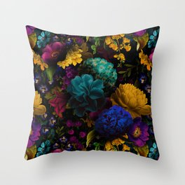 Vintage & Shabby Chic - Night Affaire Throw Pillow