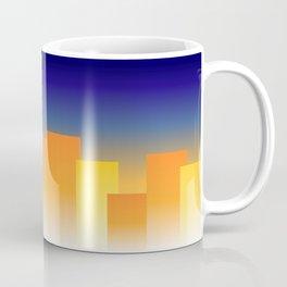 Simple City Sunset Coffee Mug