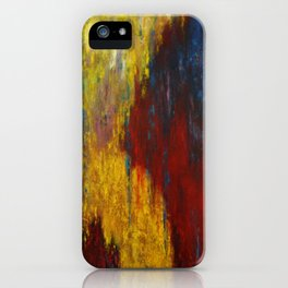 Dripping Color iPhone Case