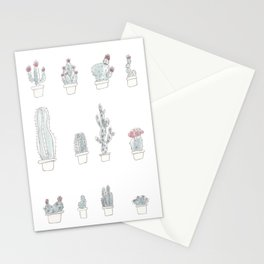 cactus24 Stationery Cards