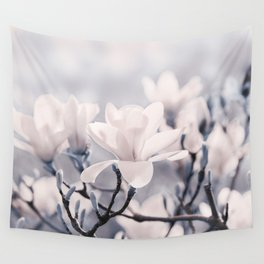 Magnolia gray 116 Wall Tapestry