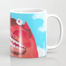 Doctor Cat Coffee Mug