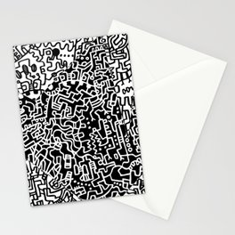 Cell Art Stationery Cards
