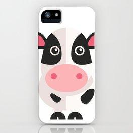 BIG Cow iPhone Case