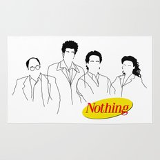 A Show About Nothing Rug