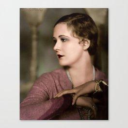 Marilyn Miller - Ziegfeld Follies Canvas Print