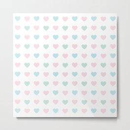 Sweet Heart Prints Metal Print