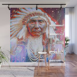 Crazy Horse Wall Mural