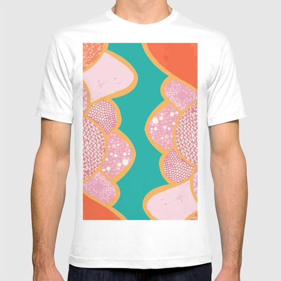 Turquoise Mountain T-shirt