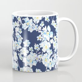 flower pattern 1 Coffee Mug
