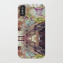 The Alley Corner iPhone Case