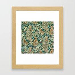 The Forest  William Morris Framed Art Print