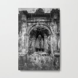The Tomb Watchman Metal Print