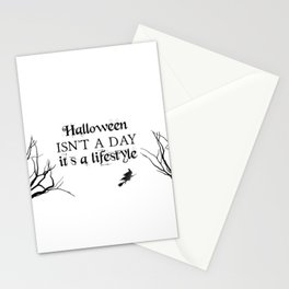 Halloween Lifestyle Stationery Cards