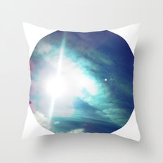 Flare Throw Pillow