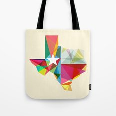 Texas State Of Mind Tote Bag