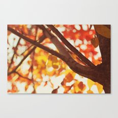 another autumn day Canvas Print