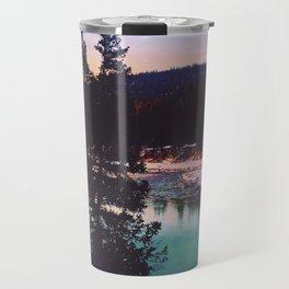 Along the Athabasca Travel Mug
