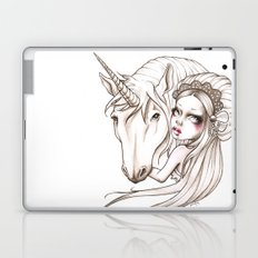 Her first Unicorn Laptop & iPad Skin