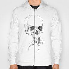 Skull with Tentacles Hoody