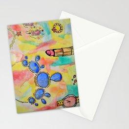 Fashion Fun Stationery Cards