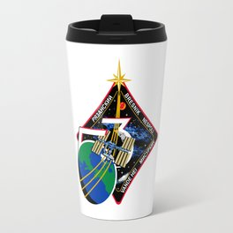 Expedition 53 Mission Patch Travel Mug
