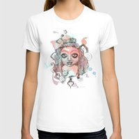 gypsy T-shirts featuring Gypsy  by Kate Melendez