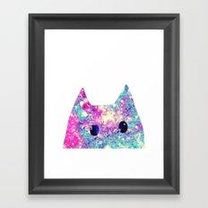 cat-62 Framed Art Print