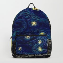 Starry (Nightmare Before Christmas) Night Backpack